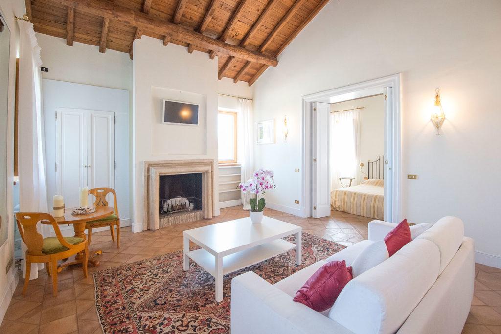 Camera suite - VIlla per Matrimoni Villa Parco della Vittoria