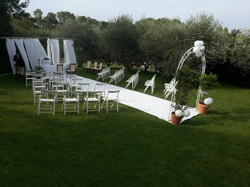 Cerimonia Matrimonio Civile - Villa Parco della Vittoria